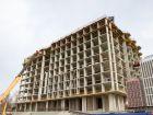 Комплекс апартаментов KM TOWER PLAZA (КМ ТАУЭР ПЛАЗА) - ход строительства, фото 110, Апрель 2020