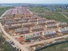 Ход строительства дома 2 типа в Микрогород Стрижи - фото 43, Май 2017