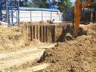 Ход строительства дома Литер 1 в ЖК Грин Парк - фото 18, Сентябрь 2020