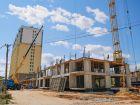 Ход строительства дома № 16 в ЖК Город времени - фото 8, Август 2021