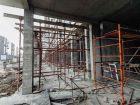 Ход строительства дома Литер 1 в ЖК Первый - фото 15, Июль 2019