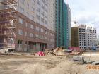 Ход строительства дома 60/3 в ЖК Москва Град - фото 33, Август 2019