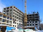 ЖК Лайнер на Барминской - ход строительства, фото 76, Февраль 2021