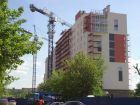 Жилой дом: ул. Дворовая д. 30 - ход строительства, фото 25, Май 2015