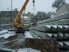 ЖК Островский - ход строительства, фото 107, Ноябрь 2018