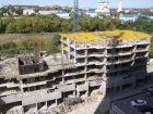 Ход строительства дома № 6 в ЖК Звездный - фото 66, Август 2018