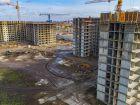 Ход строительства дома Литер 3 в ЖК Самолет 2 - фото 25, Ноябрь 2020