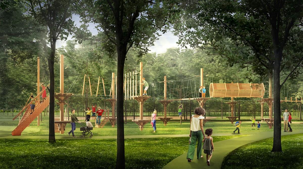 Парк «Швейцария» в Нижнем Новгороде: ожидания VS реальность - фото 7