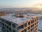 Ход строительства дома № 1 второй пусковой комплекс в ЖК Маяковский Парк - фото 55, Февраль 2021