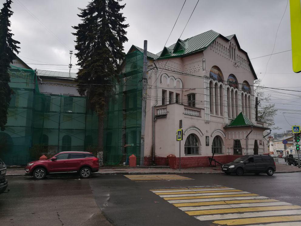 Здание ДДТ им.Чкалова в Нижнем Новгороде обследуют за 4,1 млн рублей - фото 1