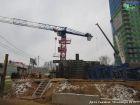 Ход строительства дома № 8 в ЖК Красная поляна - фото 158, Ноябрь 2015