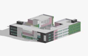 Реконструкция школы №32 в Ростове