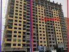 ЖК Гагарин - ход строительства, фото 34, Октябрь 2020