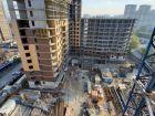 Ход строительства дома Литер 2 в ЖК Династия - фото 31, Ноябрь 2019