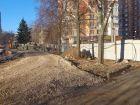 ЖК Пушкин - ход строительства, фото 139, Ноябрь 2018