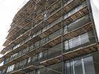Ход строительства дома № 1 в ЖК TRINITY (Тринити) - фото 40, Декабрь 2017