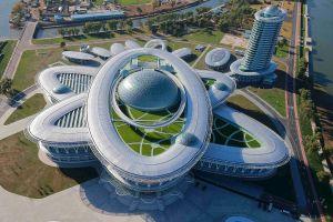 Многофункциональный научно-технический комплекс в Пхеньяне