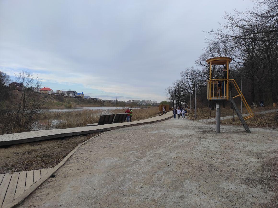 Геобрусчатку на Щелоковском хуторе могут заменить после окончания гарантии  - фото 1