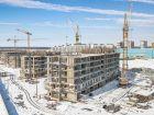 Ход строительства дома Литер 22 в ЖК Светлоград - фото 12, Январь 2021