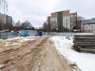 Ход строительства дома № 8-1 в ЖК КМ Тимирязевский - фото 12, Февраль 2021