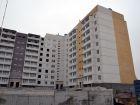Ход строительства дома № 4 в ЖК Сормовская сторона - фото 16, Октябрь 2016