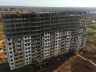 Ход строительства дома № 10 в ЖК Академический - фото 10, Октябрь 2017