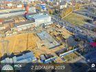 Ход строительства дома Литер 1 в ЖК Рубин - фото 37, Ноябрь 2019