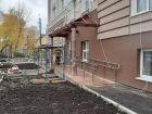 Клубный дом На Коммунистической - ход строительства, фото 20, Октябрь 2019
