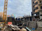 ЖК Гагарин - ход строительства, фото 75, Февраль 2020