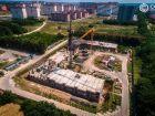 ЖК Открытие - ход строительства, фото 92, Июнь 2019