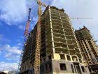 Ход строительства дома Литер 2 в ЖК Рубин - фото 2, Февраль 2021