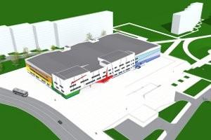 ФОК сподземной парковкой иинженерными сетями вНижегородском районе - фото 1
