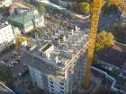 ЖК ПАРК - ход строительства, фото 21, Ноябрь 2020