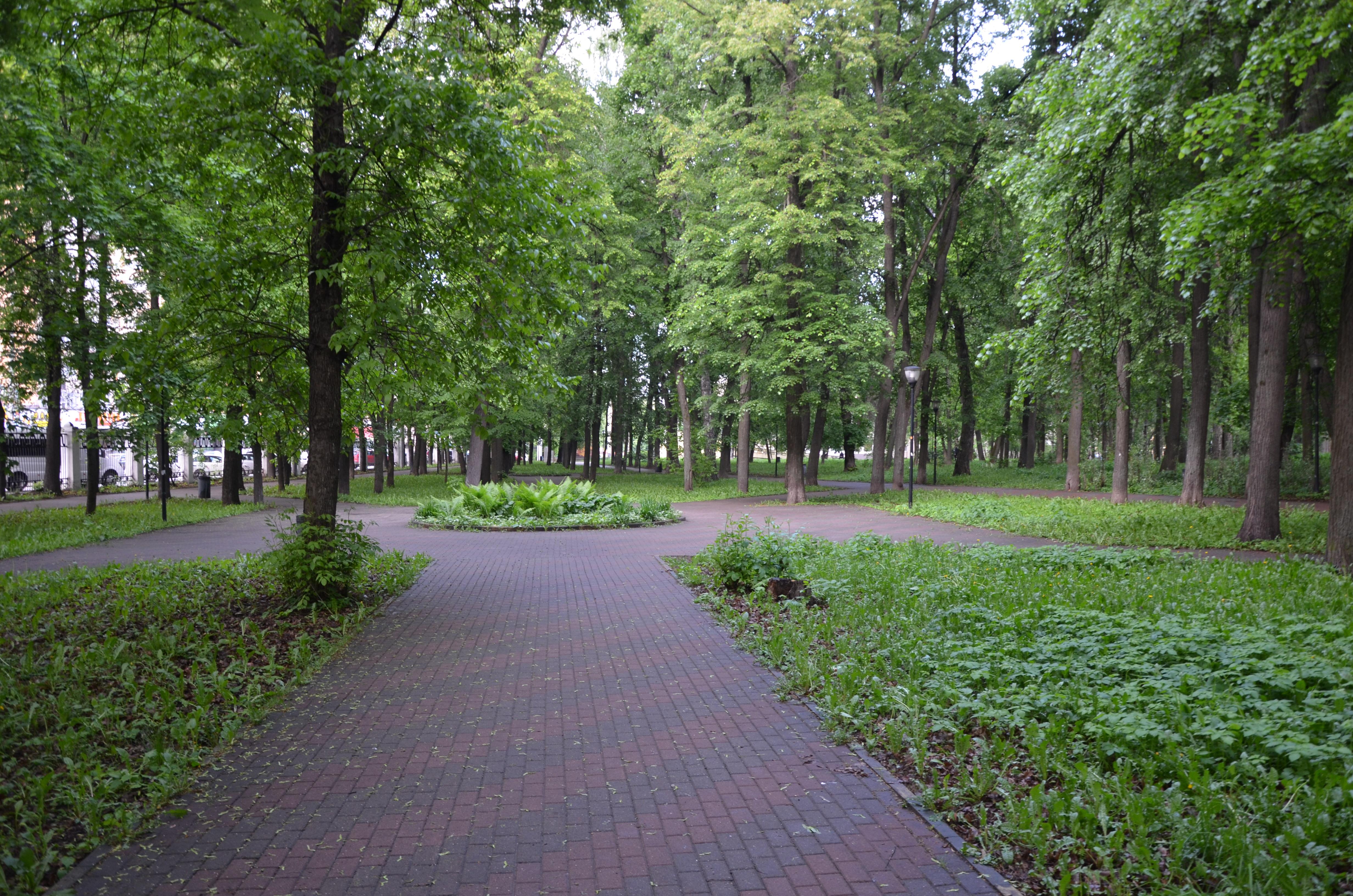 В Нижнем Новгороде приступили к созданию концепции развития парка имени Кулибина